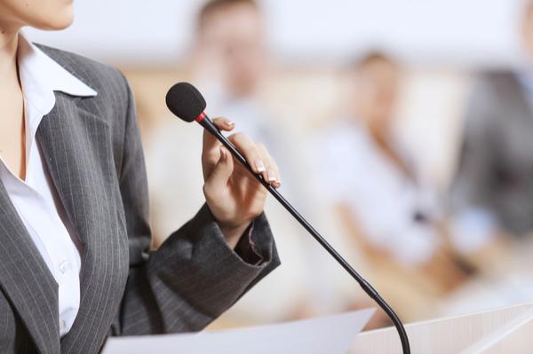 تکنیک های تنفس صحیح در سخنرانی