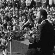 شیوه سخنرانی مارتین لوتر کینگ