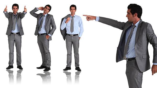 ترمیم زبان بدن در سخنرانی