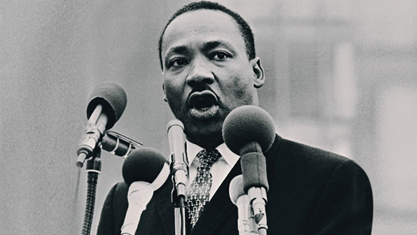 تحلیل شیوه سخنرانی مارتین لوتر کینگ