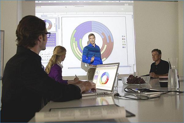 راهنما تنظیم فونت در طراحی اسلایدها در سخنرانی