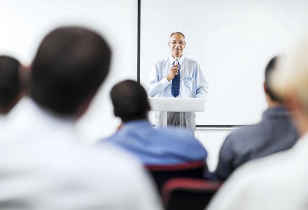 روشهای پشتیبانی از ایدهها و حرفها در سخنرانی