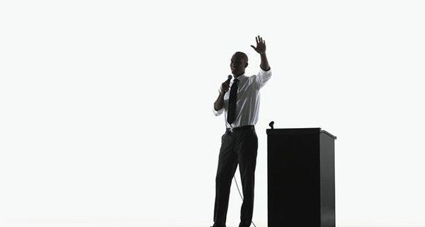 استراتژیهای تنظیم صدا در سخنرانی