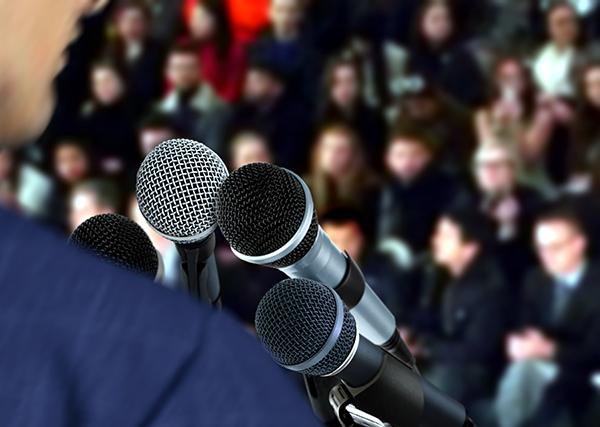 توهم شفافیت در سخنرانی